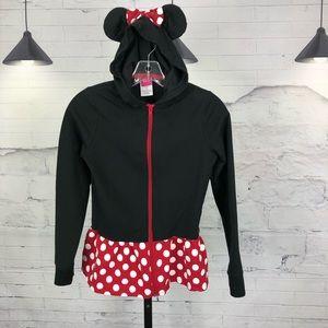 Disney Minnie Mouse Lightweight Hoodie  1673